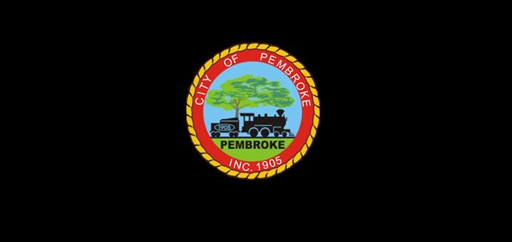 City of Pembroke 2020 Road & Water Improvements